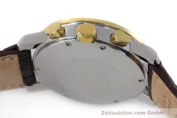 Used luxury watch Girard Perregaux 7000 chronograph steel / gold automatic Kal. 800-114 Ref. 7000  | 162054 08