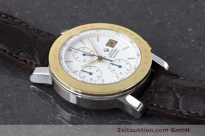 GIRARD PERREGAUX 7000 CHRONOGRAPH STEEL / GOLD AUTOMATIC KAL. 800-114 [162054]