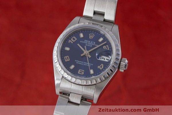 ROLEX LADY DATE STEEL AUTOMATIC KAL. 2235 LP: 5550EUR [162057]