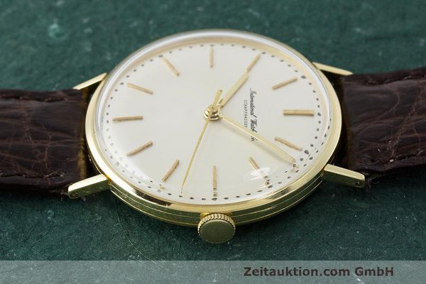 Used luxury watch IWC Portofino 18 ct gold manual winding Kal. 401  | 162059 05