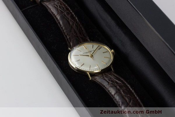 Used luxury watch IWC Portofino 18 ct gold manual winding Kal. 401  | 162059 07