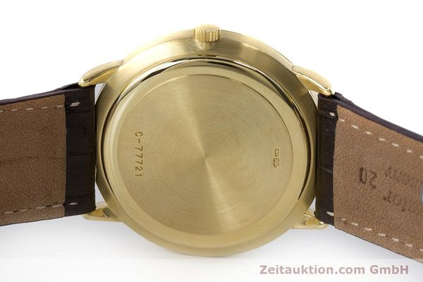 Used luxury watch Audemars Piguet Dual Time 18 ct gold automatic Kal. 2129  | 162072 08