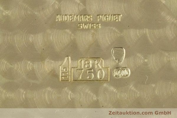 Used luxury watch Audemars Piguet Dual Time 18 ct gold automatic Kal. 2129  | 162072 09
