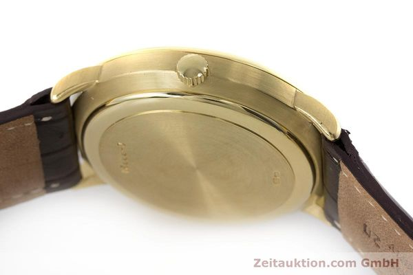 Used luxury watch Audemars Piguet Dual Time 18 ct gold automatic Kal. 2129  | 162072 11