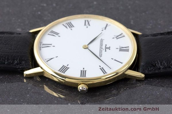 Used luxury watch Jaeger Le Coultre * 18 ct gold quartz Kal. 669 Ref. 111.1.09  | 162075 05