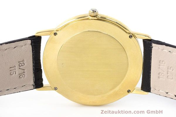 Used luxury watch Jaeger Le Coultre * 18 ct gold quartz Kal. 669 Ref. 111.1.09  | 162075 09