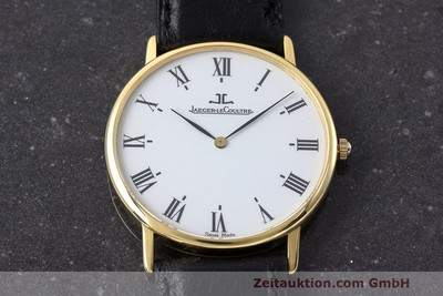 JAEGER LE COULTRE 18 CT GOLD QUARTZ KAL. 669 [162075]