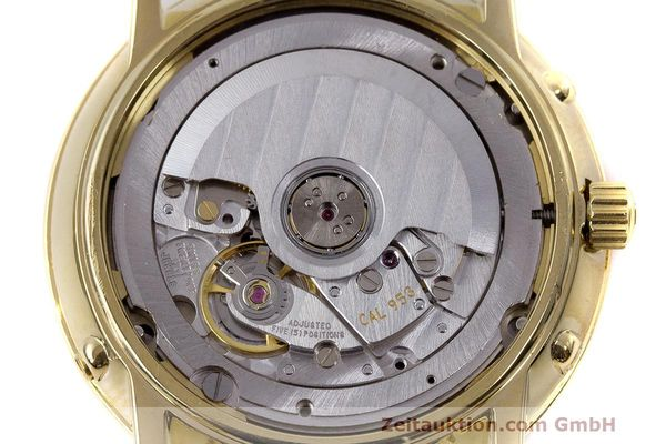 Used luxury watch Blancpain Perpetual Calendar 18 ct gold automatic Kal. 953  | 162083 10