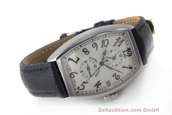 Used luxury watch Franck Muller Master Banker steel automatic Kal. 2800 Ref. 5850 MB  | 162084 03