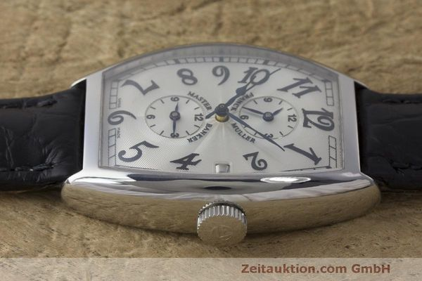 Used luxury watch Franck Muller Master Banker steel automatic Kal. 2800 Ref. 5850 MB  | 162084 05