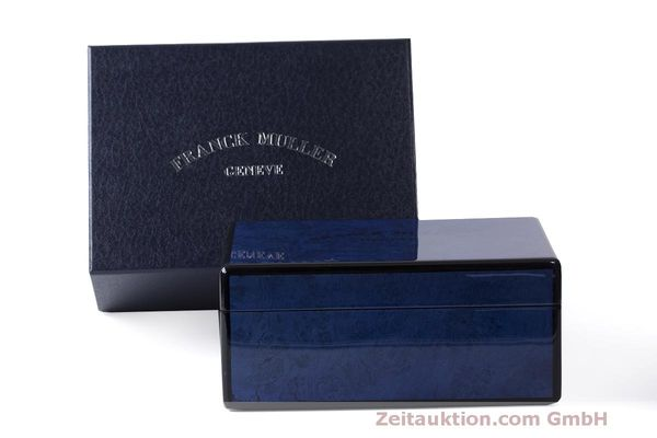 Used luxury watch Franck Muller Master Banker steel automatic Kal. 2800 Ref. 5850 MB  | 162084 06