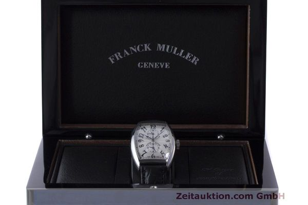Used luxury watch Franck Muller Master Banker steel automatic Kal. 2800 Ref. 5850 MB  | 162084 07
