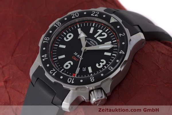 Used luxury watch Mühle Marinus steel automatic Kal. ETA 2893-2 Ref. M1-28-50  | 162094 01