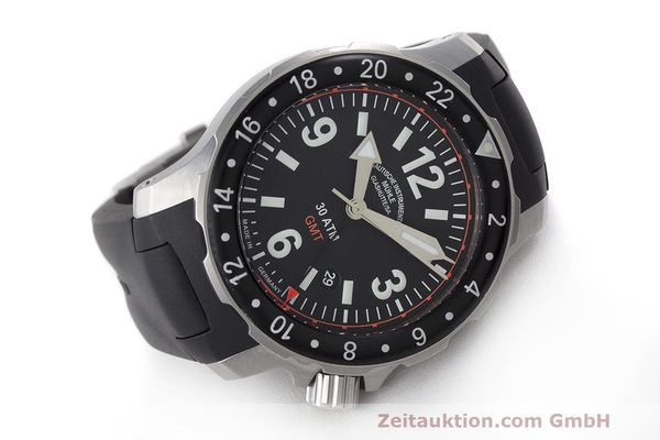 Used luxury watch Mühle Marinus steel automatic Kal. ETA 2893-2 Ref. M1-28-50  | 162094 03