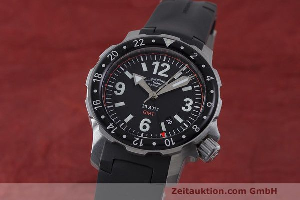 Used luxury watch Mühle Marinus steel automatic Kal. ETA 2893-2 Ref. M1-28-50  | 162094 04