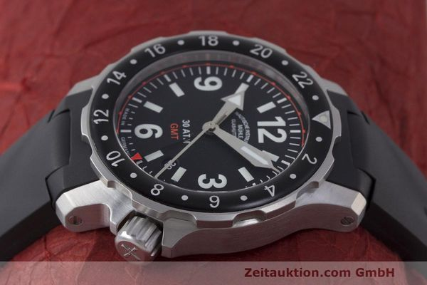 Used luxury watch Mühle Marinus steel automatic Kal. ETA 2893-2 Ref. M1-28-50  | 162094 05