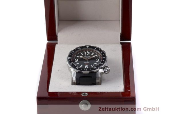 Used luxury watch Mühle Marinus steel automatic Kal. ETA 2893-2 Ref. M1-28-50  | 162094 07