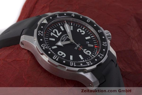 Used luxury watch Mühle Marinus steel automatic Kal. ETA 2893-2 Ref. M1-28-50  | 162094 15