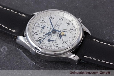 LONGINES MASTER COLLECTION CRONOGRAFO ACCIAIO AUTOMATISMO KAL. L678.2 LP: 2770EUR [162097]