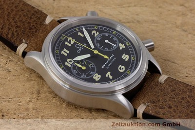 OMEGA DYNAMIC CHRONOGRAPH STEEL AUTOMATIC KAL. 1138 ETA 2890-2 LP: 3020EUR [162102]