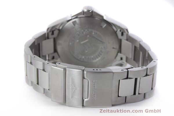 Used luxury watch Longines Hydro Conquest steel quartz Kal. L263.2 ETA 955412 Ref. L3.640.4  | 162104 12