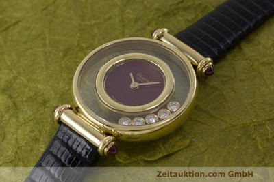 CHOPARD HAPPY DIAMONDS OR 18 CT QUARTZ KAL. ETA 201001 [162108]
