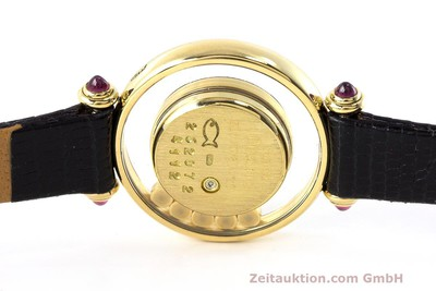CHOPARD HAPPY DIAMONDS 18 CT GOLD QUARTZ KAL. ETA 201001 [162108]