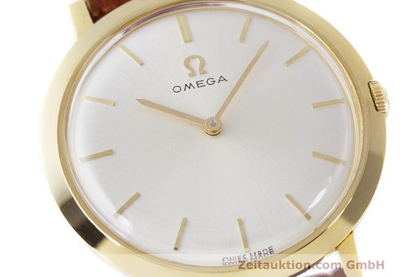 Used luxury watch Omega * 18 ct gold manual winding Kal. 620 Ref. 111.022 VINTAGE  | 162112 02
