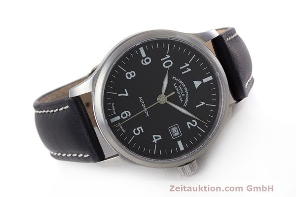 Used luxury watch Mühle Terrasport  steel automatic Kal. Sellita SW200-1 Ref. M1-37-60  | 162113 03