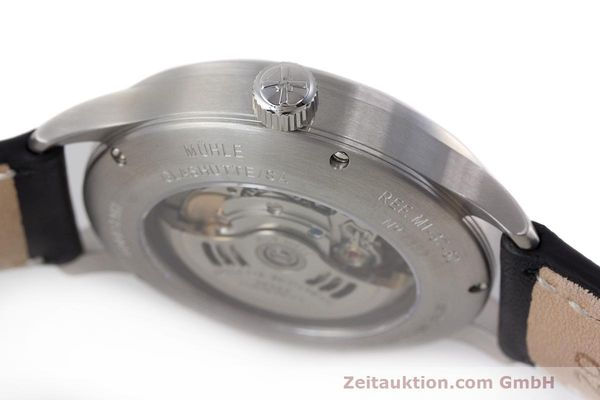 Used luxury watch Mühle Terrasport  steel automatic Kal. Sellita SW200-1 Ref. M1-37-60  | 162113 08