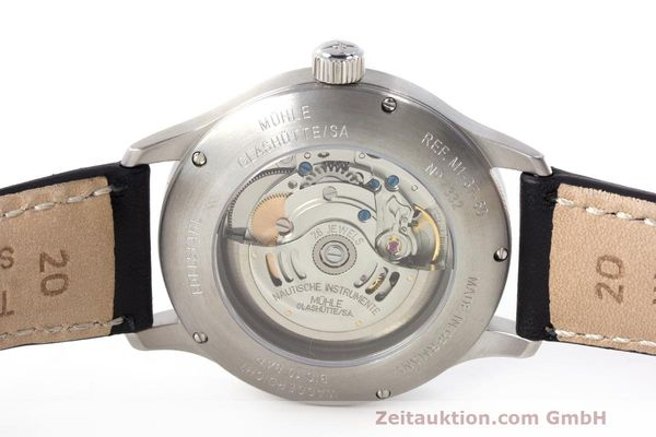 Used luxury watch Mühle Terrasport  steel automatic Kal. Sellita SW200-1 Ref. M1-37-60  | 162113 09
