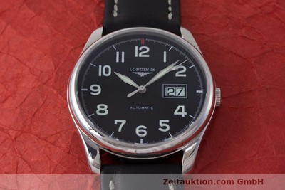 LONGINES AVIGATION STEEL AUTOMATIC KAL. L607.2 ETA 2896 LP: 1750EUR [162120]