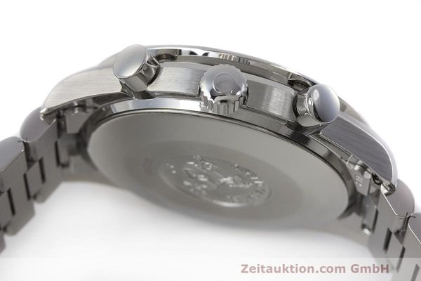 Used luxury watch Omega Speedmaster chronograph steel automatic Kal. 3220 Ref. 3510.50.00  | 162121 11