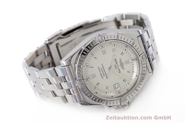 Used luxury watch Breitling Callisto steel quartz Kal. B77 ETA 955452 Ref. A77346  | 162135 03