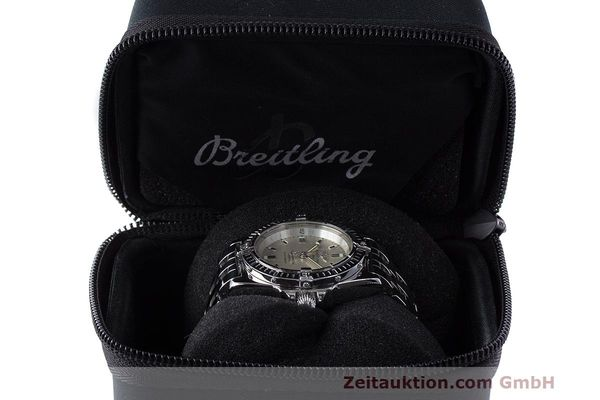 Used luxury watch Breitling Callisto steel quartz Kal. B77 ETA 955452 Ref. A77346  | 162135 07