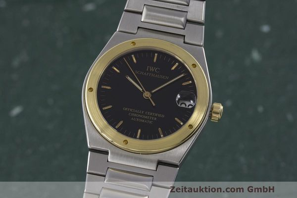 IWC INGENIEUR STEEL / GOLD AUTOMATIC KAL. 887 LP: 5900EUR [162136]
