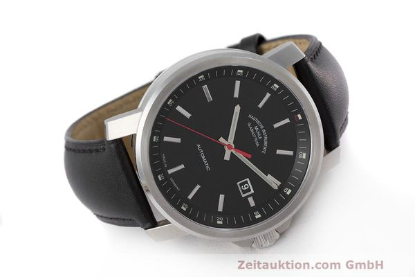 Used luxury watch Mühle 29er Big steel automatic Kal. SW200-1 Ref. M1-25-30  | 162140 03