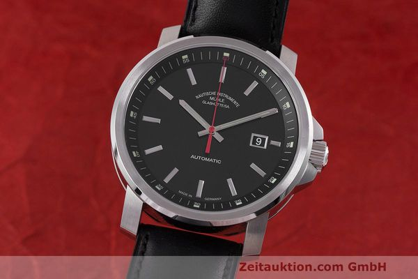 MÜHLE 29ER BIG STEEL AUTOMATIC KAL. SW200-1 LP: 1250EUR [162140]