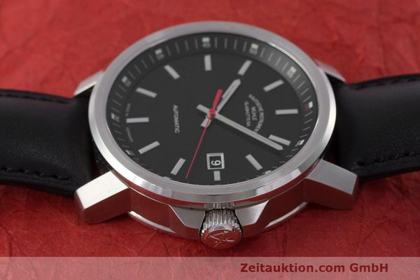Used luxury watch Mühle 29er Big steel automatic Kal. SW200-1 Ref. M1-25-30  | 162140 05