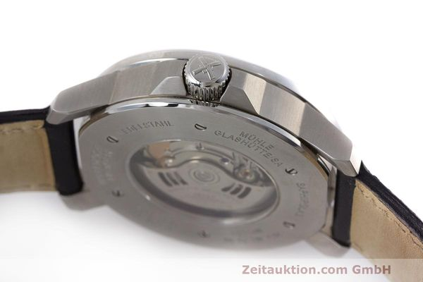 Used luxury watch Mühle 29er Big steel automatic Kal. SW200-1 Ref. M1-25-30  | 162140 11