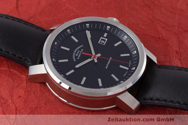 Used luxury watch Mühle 29er Big steel automatic Kal. SW200-1 Ref. M1-25-30  | 162140 15