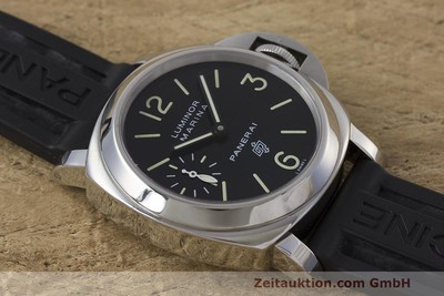 PANERAI LUMINOR MARINA ACERO CUERDA MANUAL KAL. ETA 6497-2 LP: 4900EUR [162150]