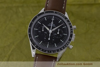 OMEGA MOONWATCH SPEEDMASTER CHRONOGRAPH FIRST IN SPACE NUMMERIERT NP: 4300,- Euro [162157]