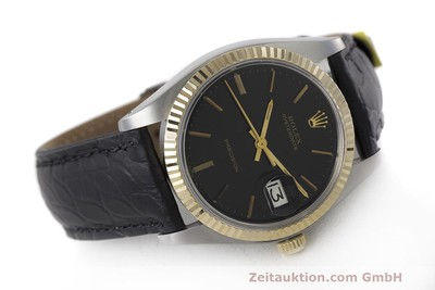 ROLEX DATEJUST ACERO / ORO CUERDA MANUAL KAL. 1225 LP: 5750EUR [162162]