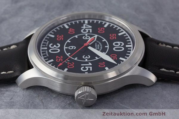 Used luxury watch Mühle Terranaut II steel automatic Kal. ETA 2824-2 Ref. M1-37-10  | 162163 05