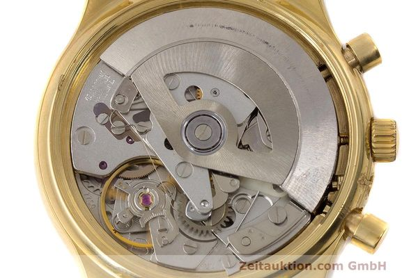 Used luxury watch Chronoswiss A. Rochat chronograph gold-plated automatic Kal. Valj. 7750 Ref. 77990  | 162177 10