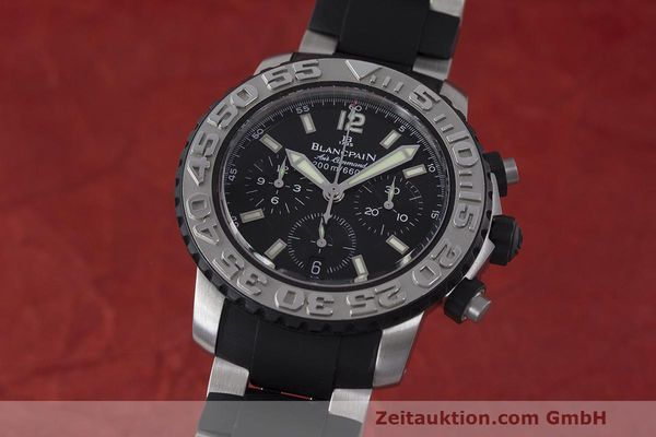 BLANCPAIN FIFTY FATHOMS AIR COMMAND CONCEPT 2000 FLYBACK CHRONOGRAPH VP: 14160,- [162190]
