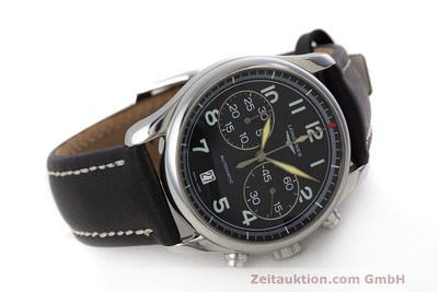 LONGINES AVIGATION CHRONOGRAPH STEEL AUTOMATIC KAL. L651.2 ETA 2894-2 LP: 1920EUR [162206]