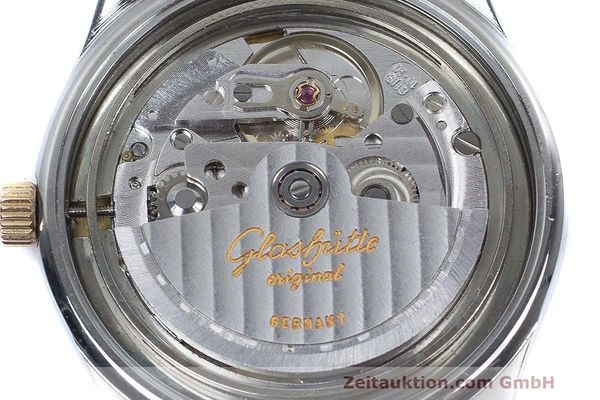 Used luxury watch Glashütte Senator steel / gold automatic Kal. GUB 10-30  | 162208 10