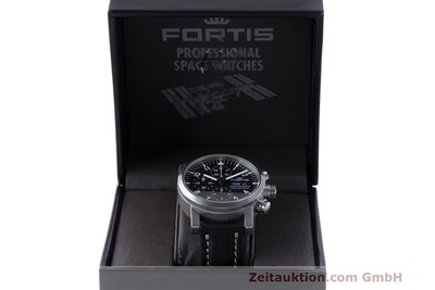 FORTIS SPACEMATIC CHRONOGRAPH STEEL AUTOMATIC KAL. ETA 7750 LP: 2590EUR [162212]